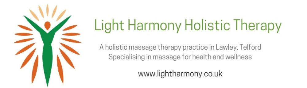 Massage Therapy Telford Shropshire